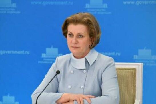 Попова оценила ситуацию с тестированием на коронавирус