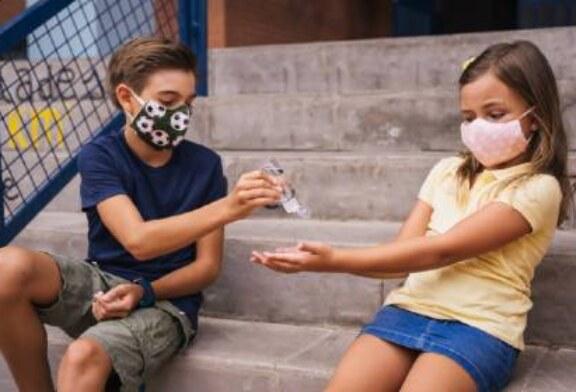 Во Франции офтальмологи отметили семикратный рост случаев повреждений глаз антисептиками у детей