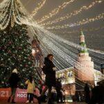 Москвичей предупредили о гололеде до вечера субботы