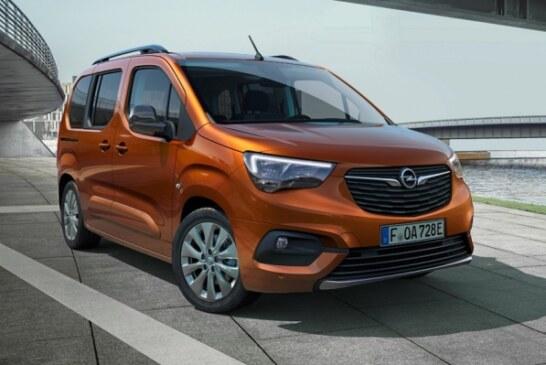 К коммерческой линейке Opel присоединился Combo-e Life с запасом хода в 280 км