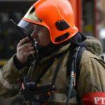 На газопроводе в Оренбургской области произошел взрыв