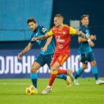 «Зенит» проиграл «Арсеналу» и вылетел из Кубка России по футболу