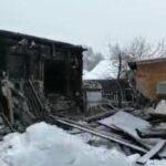 Началось от печки: подробности гибели четырех человек на пожаре
