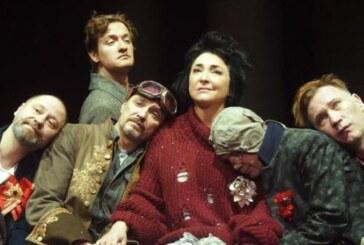 Грымов  показал постсоветскую «Женитьбу » по Гоголю