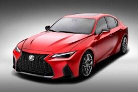 Lexus IS 500 F Sport Performance: последний седан марки с мотором V8