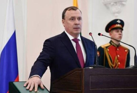 В Екатеринбурге прошла инаугурация нового главы города Алексея Орлова
