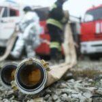 В городе Нюрба в Якутии три человека погибли при пожаре в жилом доме