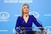 Захарова: соцсети не должны запрещать политический контент перед выборами