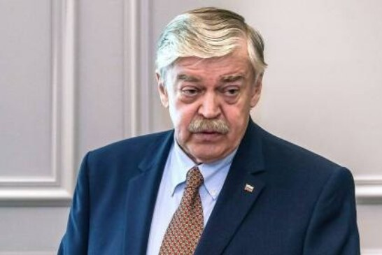 Путин назначил Евгения Лукьянова послом в Белоруссии