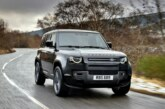 7-местный Land Rover Defender 130 официально подтверждён. Discovery в отставку?