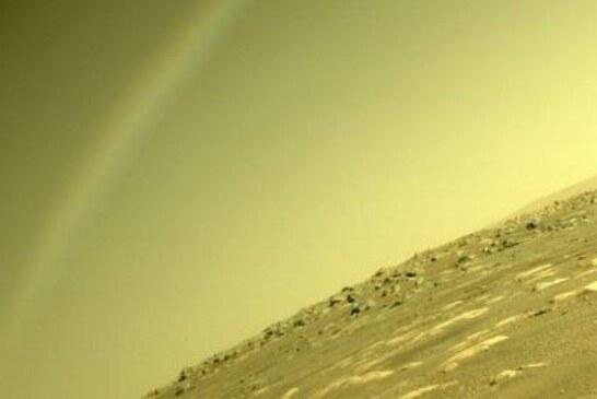 НАСА: ровер Perseverance впервые получил кислород из атмосферы Марса