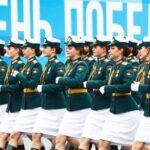 Парад Победы: «убийственная красота» Путина в строю