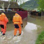 В Красноярском крае эвакуировали более 130 человек из-за паводков