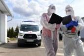 В Москве за сутки госпитализировали более 1,1 тысячи человек с COVID-19