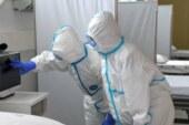 В Москве за сутки госпитализировали 1552 пациента с COVID-19