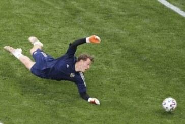 Сафонов остановил Пукки: дебютант сборной России блеснул в матче с финнами