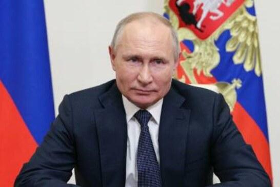 Путин пообщается с руководством «Единой России» и победителями праймериз