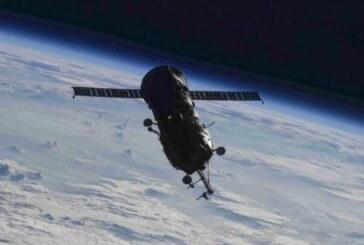 Перед падением в океан космический модуль «Пирс» сравнили с Муму