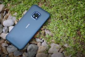 Nokia показала сверхзащищенный смартфон XR20