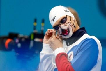Маска с котом Рылова, падение Мельниковой, кадры золотых медалистов, которые обсуждает мир   StarHit.ru