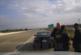 Водитель уснул за рулем и не заметил, как за ним гналась полиция (видео)
