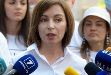 Выяснилось, что президент Молдавии Санду хочет от России: газ и преференции