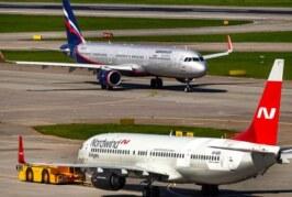 Бывшие в употреблении Boeing и Airbus по-прежнему делят небо России