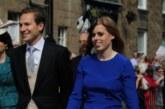 Принцесса Беатрис родила дочь от итальянского аристократа