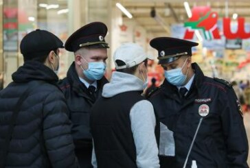 Камеры вТЦ распознают вас без маски, а полиция выпишет штраф