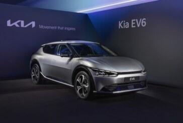 Kia EV6 выйдет на российский рынок в 2022 году. Розетки «подвезут» попозже